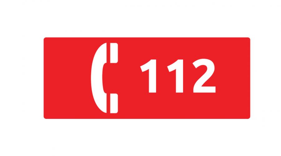 Noodnummers 112, 100 en 101 opnieuw bereikbaar