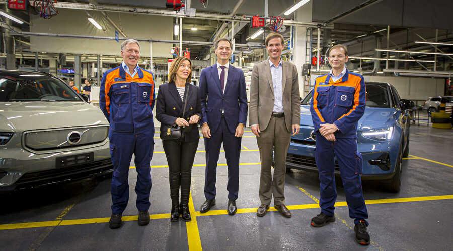 Volvo Car Gent bouwt aan emissievrije toekomst