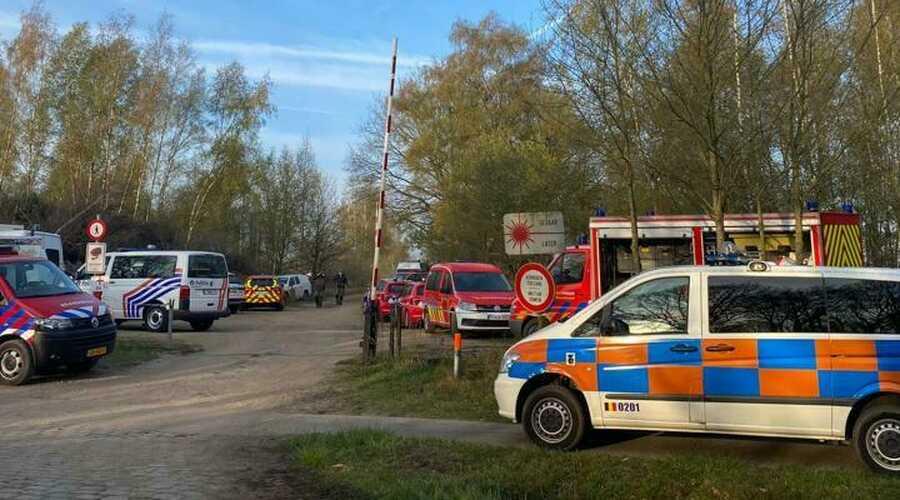 Brand Brecht (Antwerpen): mogelijke rookhinder voorbij