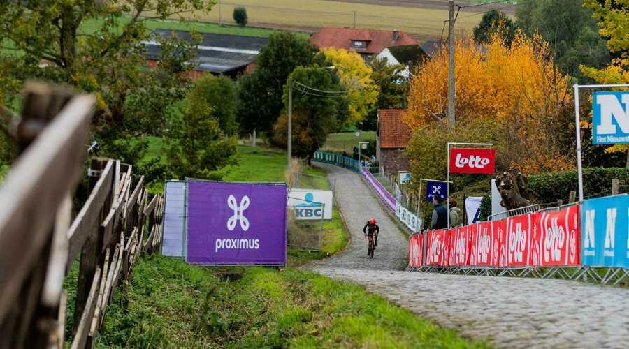 Quasi geen overtredingen tijdens Ronde van Vlaanderen