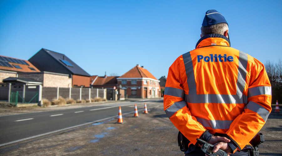 Snelheidscontroles tijdens Verkeersveilige Dag Oost-Vlaanderen