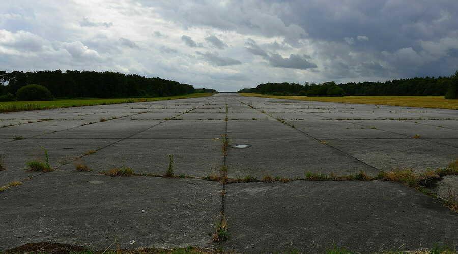 Noodparking Brexit op militair vliegveld Ursel gesloten